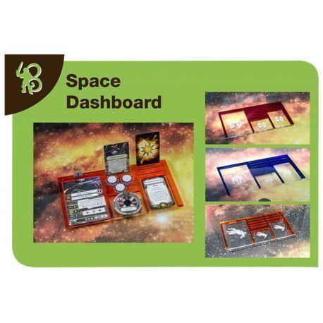 Space Dashboard Rebels