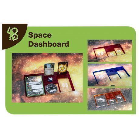 Space Dasboard Empire