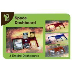 Space Dashboards Pack Empire