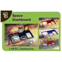 Space Dashboards Pack MERCS