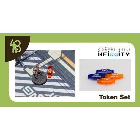 Evo Tokens Set