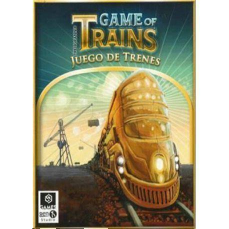 JUEGO DE TRENES - GAME OF TRAINS