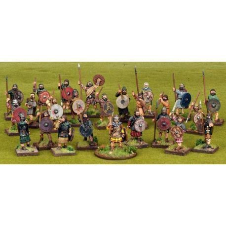 Scots Warband Starter (4 points)