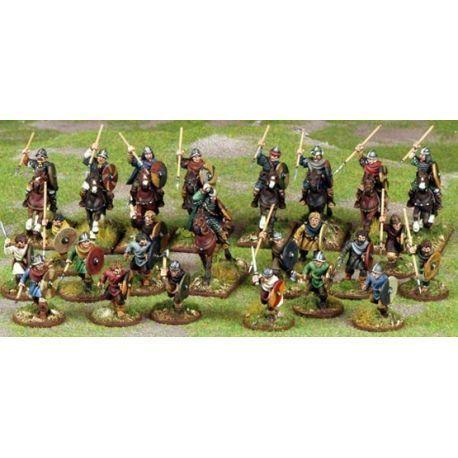 Carolingian Franks Warband Starter (4 points)