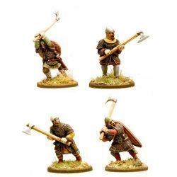 Anglo-Danish Huscarls (axes) (Hearthguard)