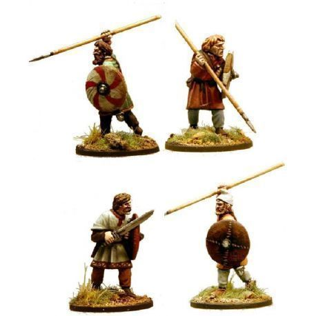 Anglo-Saxon Ceorls (Warriors)