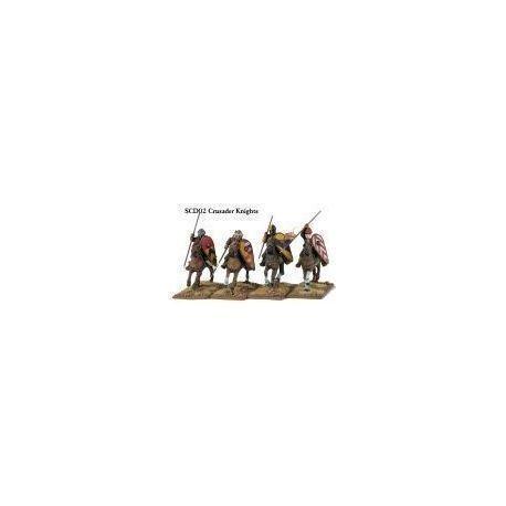Mounted Crusader Knights (Hearthguard)