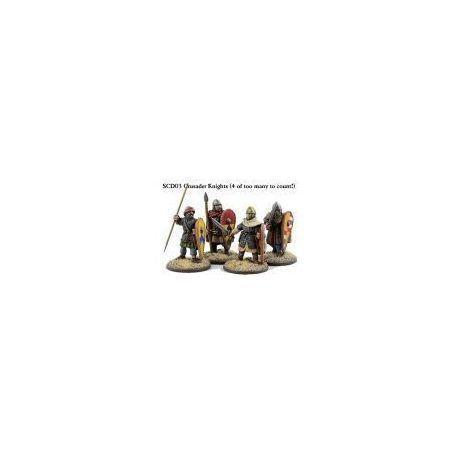 Crusader Knights on Foot (Hearthguards)