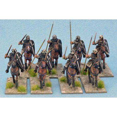 Milites Christi Mounted Sergeants (Warriors)