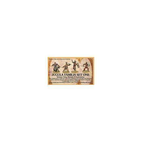 JUGULA Gladiators - FAMILIA 1