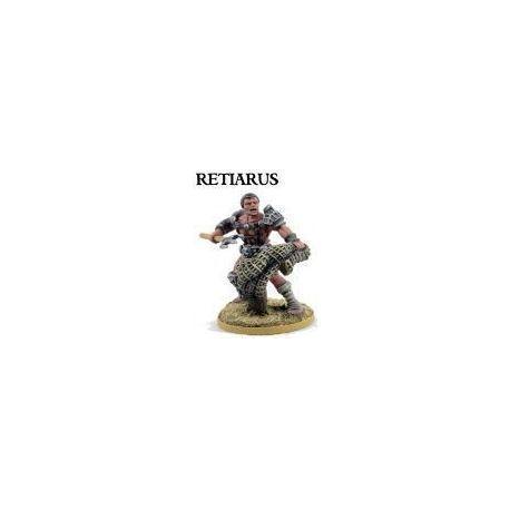 JUGULA Gladiator - Retiarus