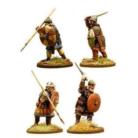 Anglo-Saxon Thegns (Hearthguard)
