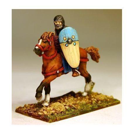 Breton Mounted Warlord