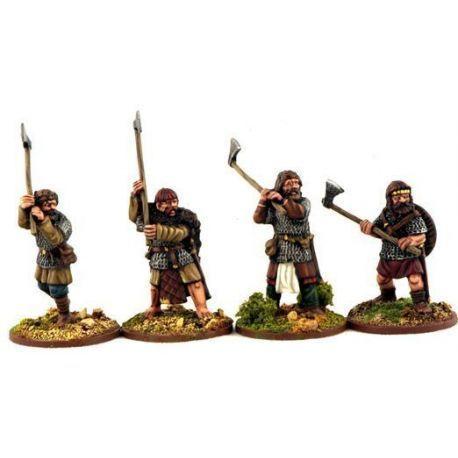 Norse Gael Hearthguards (Dane axes)