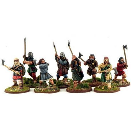 Norse Gael Warriors (Dane Axes)