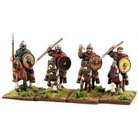 Strathclyde Mounted Teulu (Hearthguard)