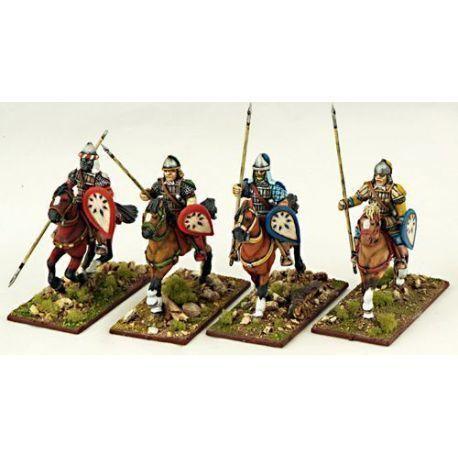 Byzantine Kavallaroi (Mounted Hearthguard Spears)