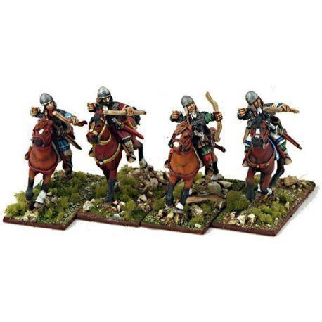 Byzantine Kavallaroi (Mounted Hearthguard Bows)