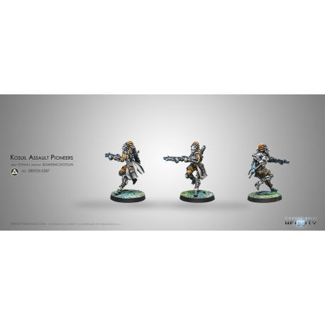 KOSUIL ASSAULT PIONEERS (BOARDING SHOTGUN)