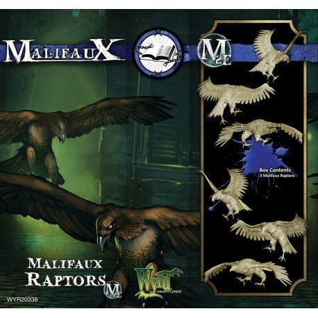 MALIFAUX RAPTOR