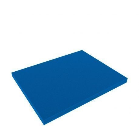 FS020Bblue 345 mm x 275 mm x 20 mm colored foam for Shadowboard blue