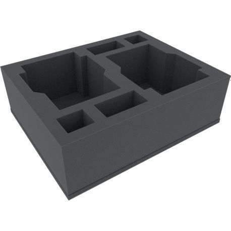 FSBN110BO foam tray for GamesWorkshop Land Raider