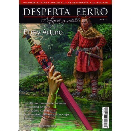 Desperta Ferro Antigua y Medieval n.º 36: El rey Arturo