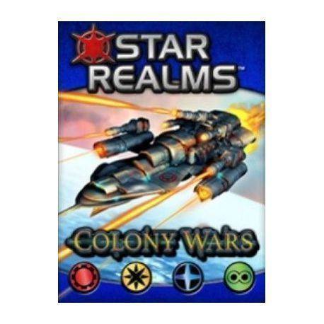 Star Realms Deckbuilding Game - Colony Wars