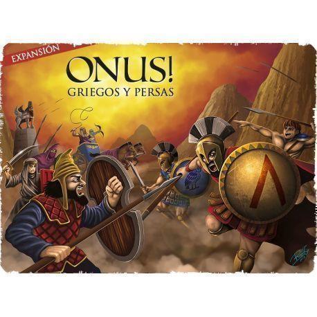 ONUS! Griegos y Persas