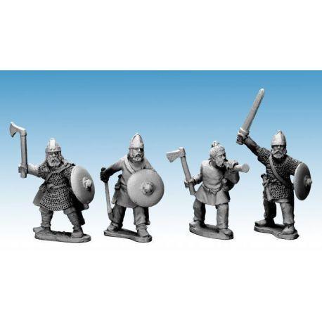 Saxon Commanders