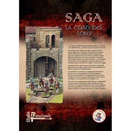 SAGA-La Edad del Lobo - Castellano