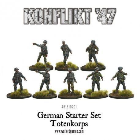 GERMAN KONFLIKT '47 STARTER SET