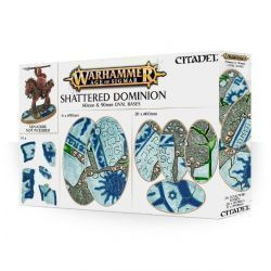 Shattered Dominion 60 & 90mm Oval Basess