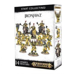 START COLLECTING - IRONJAWZ