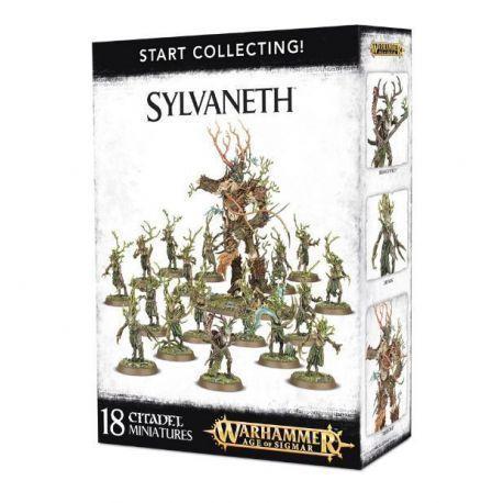 START COLLECTING - SYLVANETH