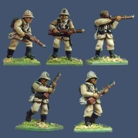 German Seebataillon Troops 1