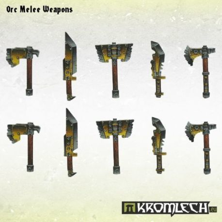 ORC MELEE WEAPONS
