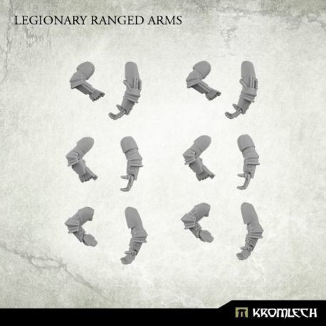 LIGIONARY RANGED ARMS
