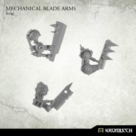 MECHANICAL BLADE ARMS