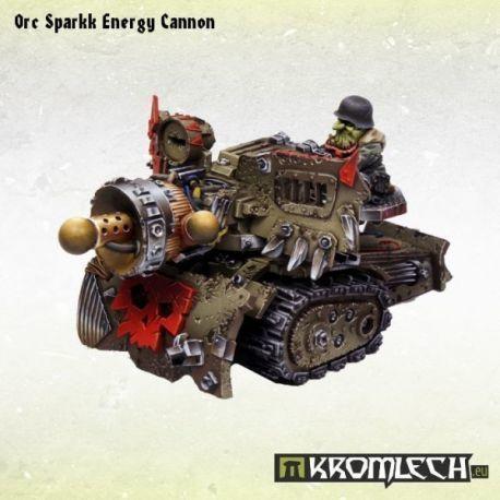 ORC SPARKK ENERGY CANNON