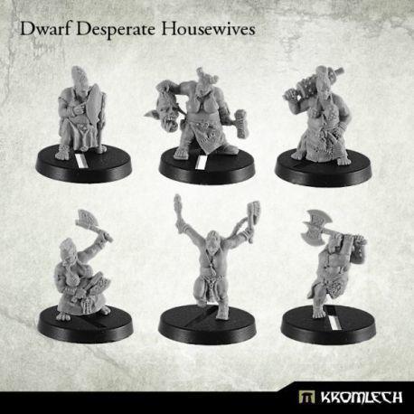 DWARF DESPERATE HOUSEWIEVES