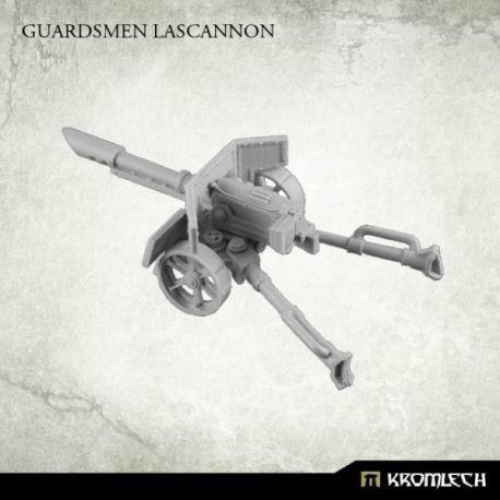 GUARDSMEN LASCANNON