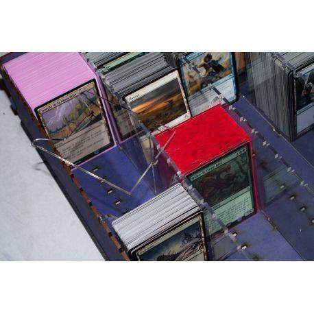 Trading Card Big Box -blue