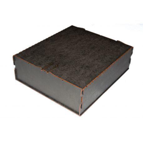 Trading Card Big Box - Black