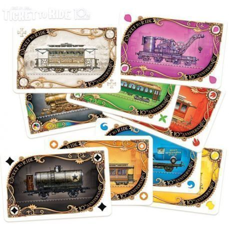 ¡Aventureros al Tren! 10th anniversary