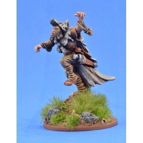 SAGA Pagan Priest (1)