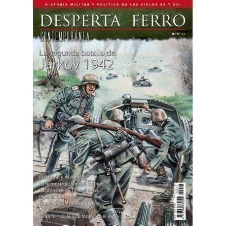 Desperta Ferro Contemporánea n.º 17: La segunda batalla de Járkov 1942