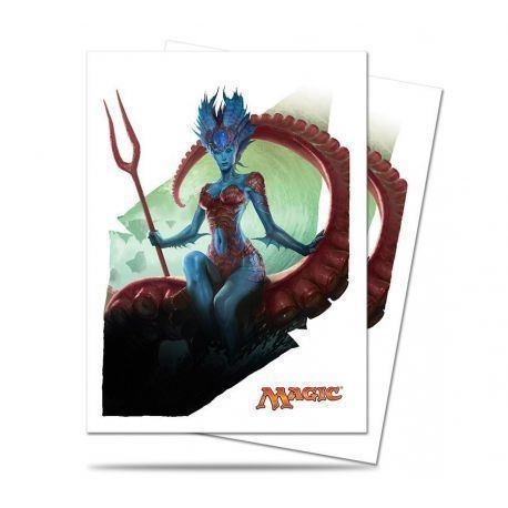 Kiora, Master of the Depths Standard Deck Protector for Magic 80ct