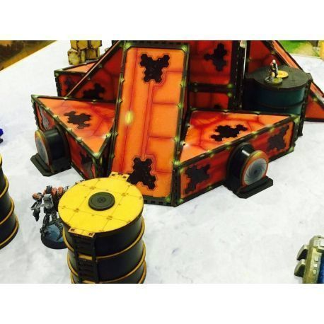 Modular Envirospace Pack