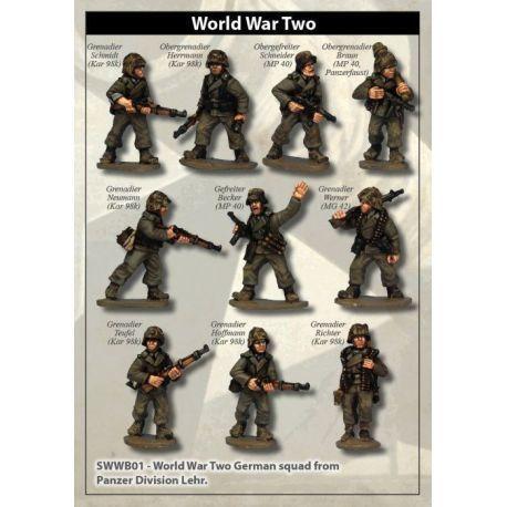 Panzer Lehr Squad